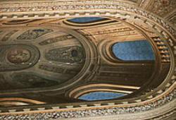 Papier Peint Plafond Trompe L Oeil le trompe-l'oeil : réalité, illusion, virtuosité ? de miriam milman
